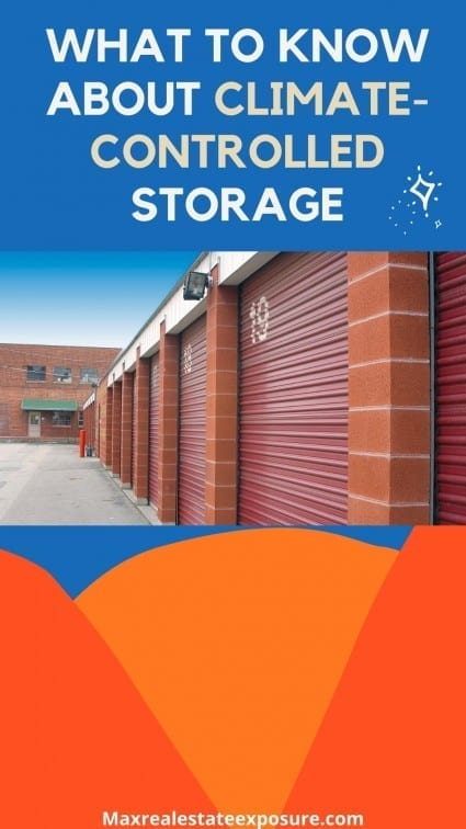 What to Know About Climate Controlled Storage