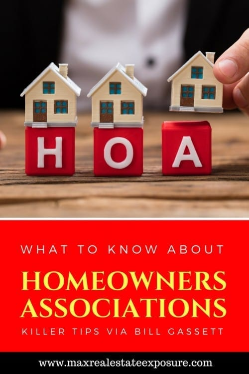What to Know About Homeowners Associations