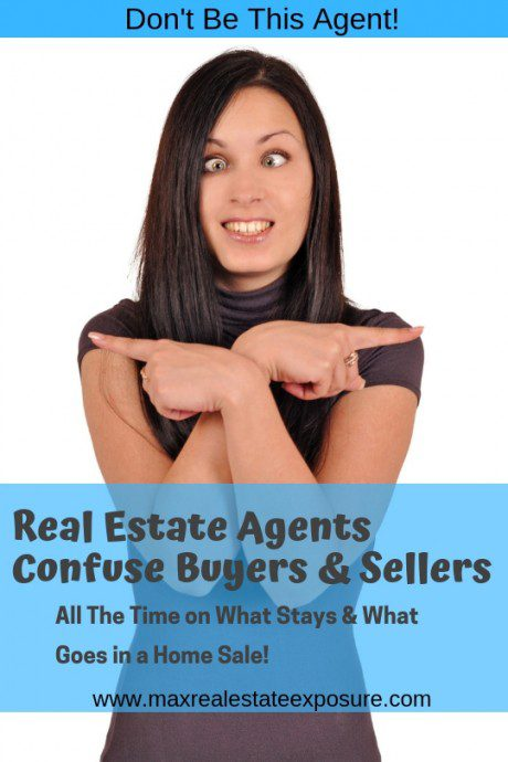 What's Included and Not Included in Home Sales