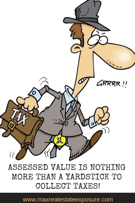 What's The Difference Between Assessed Value and Market Value