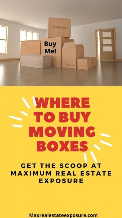 Where Can I Buy Moving Boxes