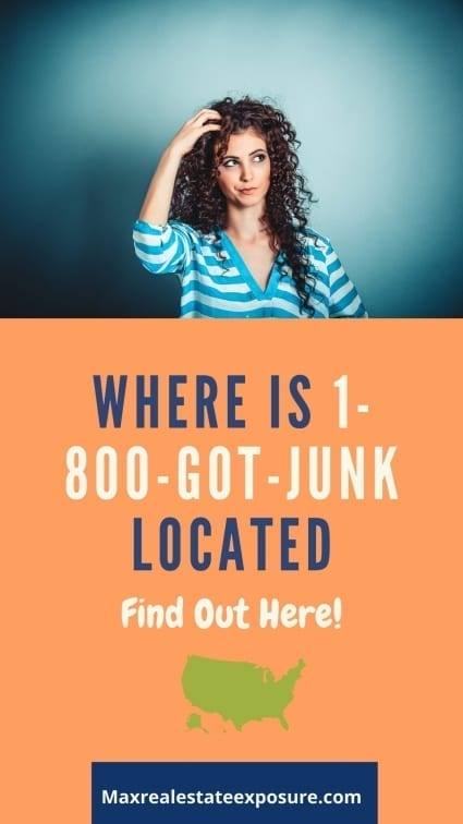 Where is 1-800-Got-Junk Located