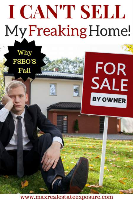 Why For Sale By Owners Fail