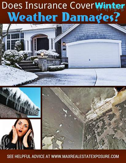 Does Insurance Cover Winter Weather Damages