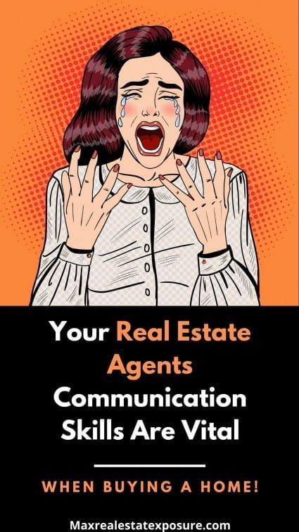 Your Real Estate Agents Communication Skills Are Vital
